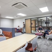 North Hall Meeting/Study Room with Residents