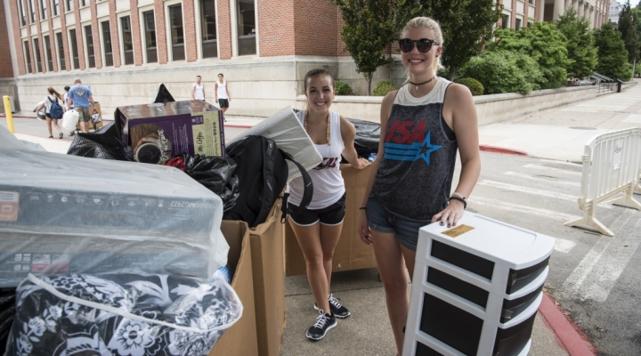 Big E Welcome Move-In McGregor