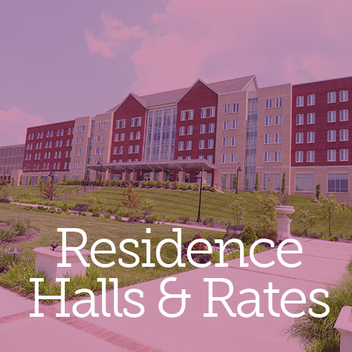 Residence Halls & Rates