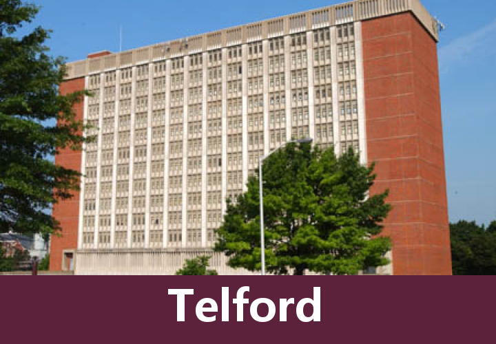 Telford Hall Exterior
