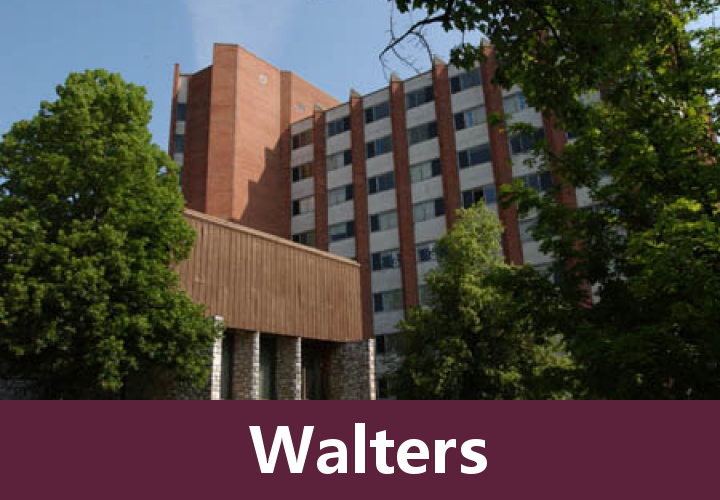 Walters Hall Exterior